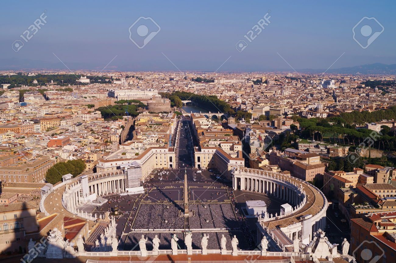 http://www.123rf.com/photo_37538762_aerial-view-of-saint-peter-square-vatican-city-rome-italy.html