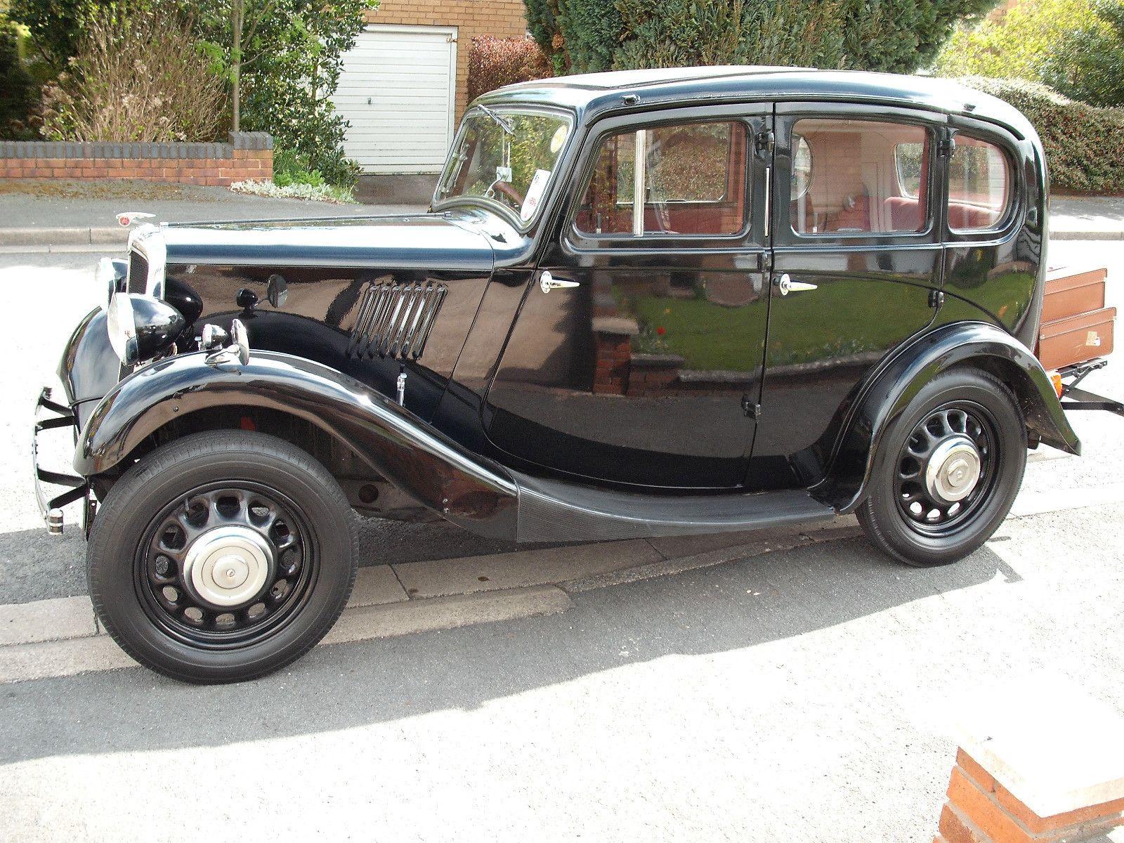 1937 morris 8 series 2