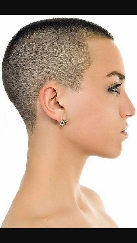 Half Shaved Head Design