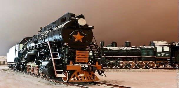 "EuroCityCard: [Russian] exhibition ""Model Train"" in Saint Petersburg in Russia"