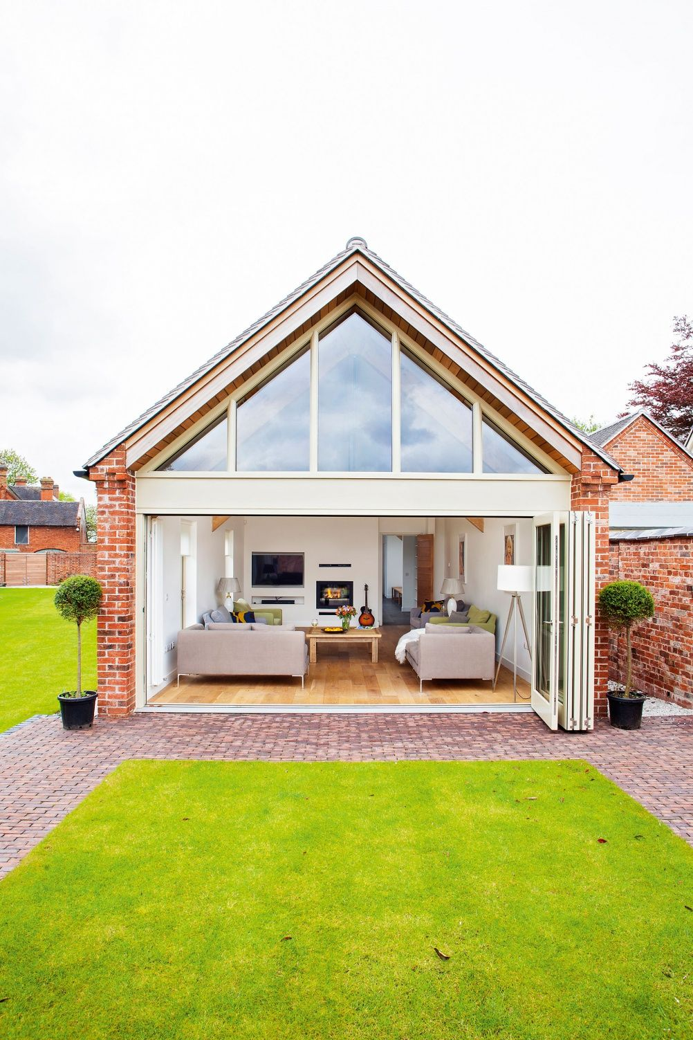 Glancy Barns Cowshed Barn House Conversion Garden Room Extensions Bungalow Renovation