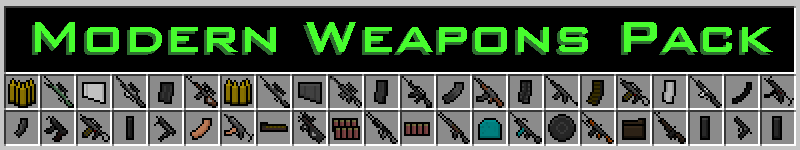 Official][1 8]Modern Weapons Pack - Flan's Mod   Hungry?   Minecraft