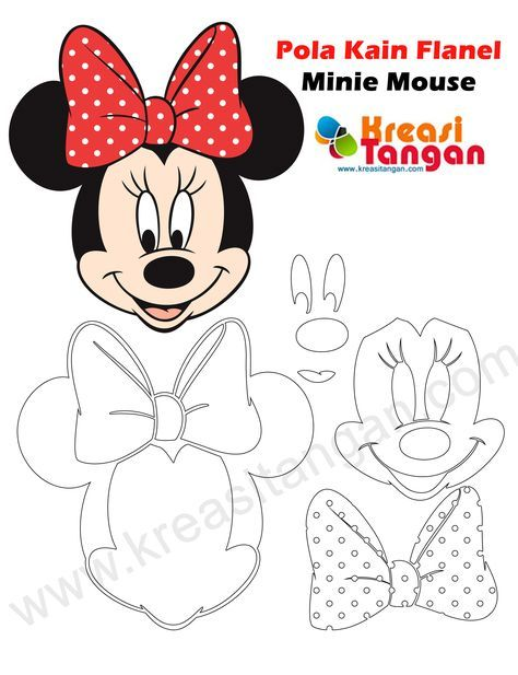 Minnie | Deko Idee | Pinterest