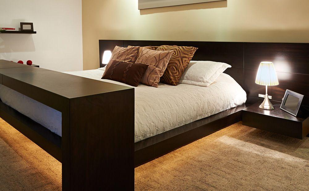 sfeervolle slaapkamer verlichting - achterste slaapkamer | Pinterest ...