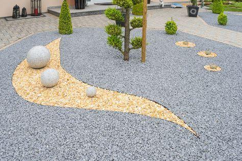 Vorgarten gestalten - 16 inspirierende Ideen mit Pfiff Yards, Yard