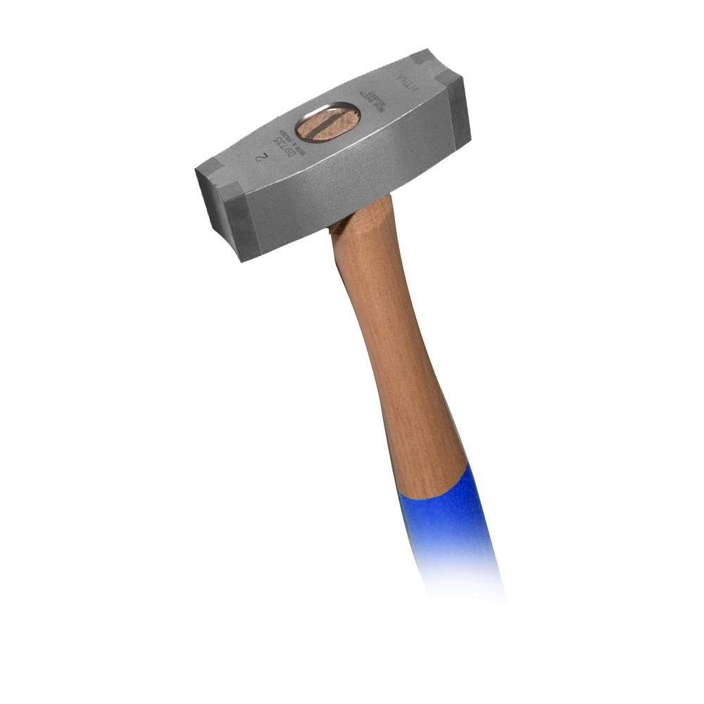 Bon Tool 2 1 2 Lb Carbide Stone Trimming Hammer With 16 In Wood Handle 21 256 Stone Work Stone Chimney Stone