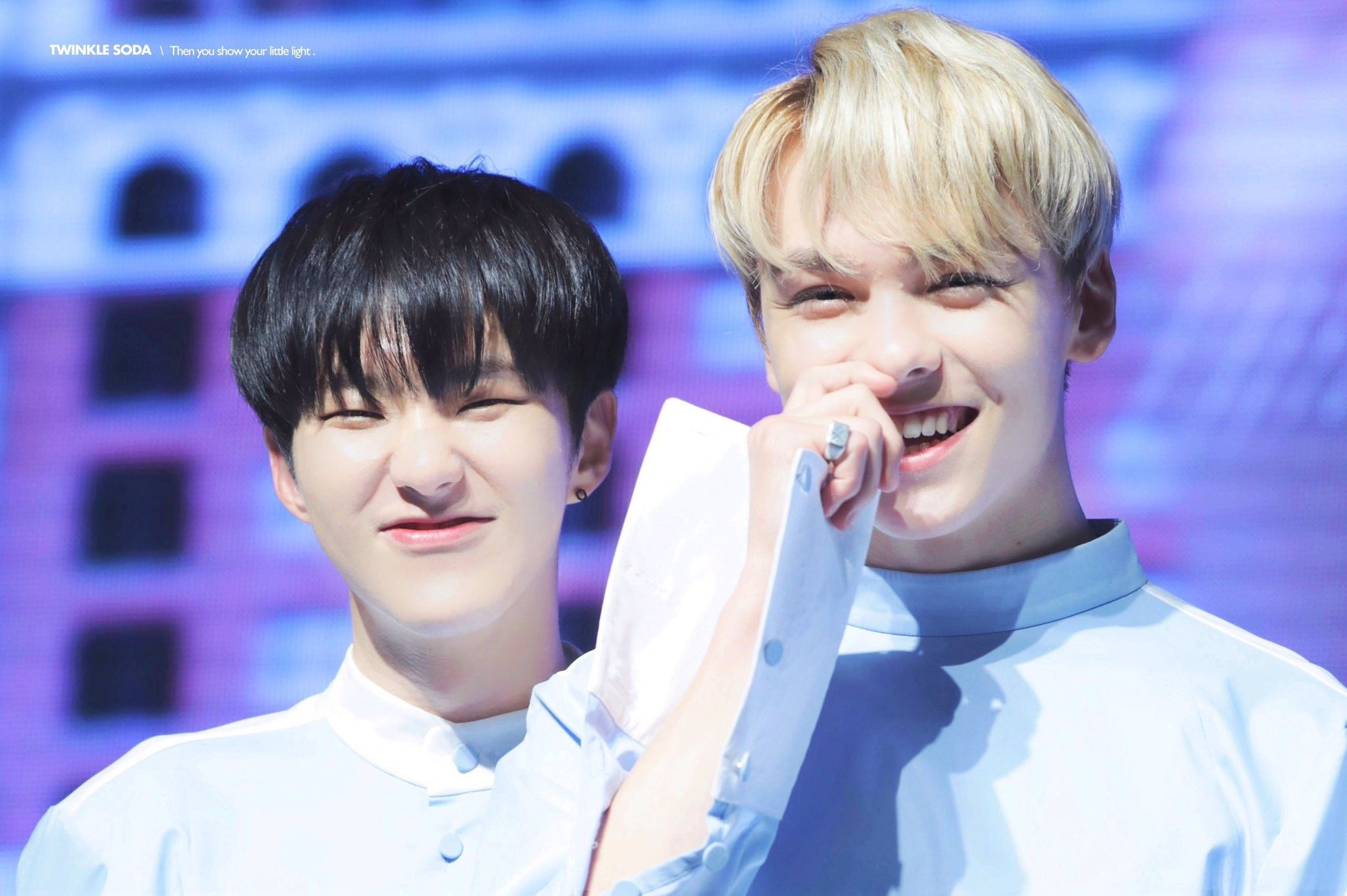 These Two Svt Cuties Always Give Me Diabetes Allkpop Forums