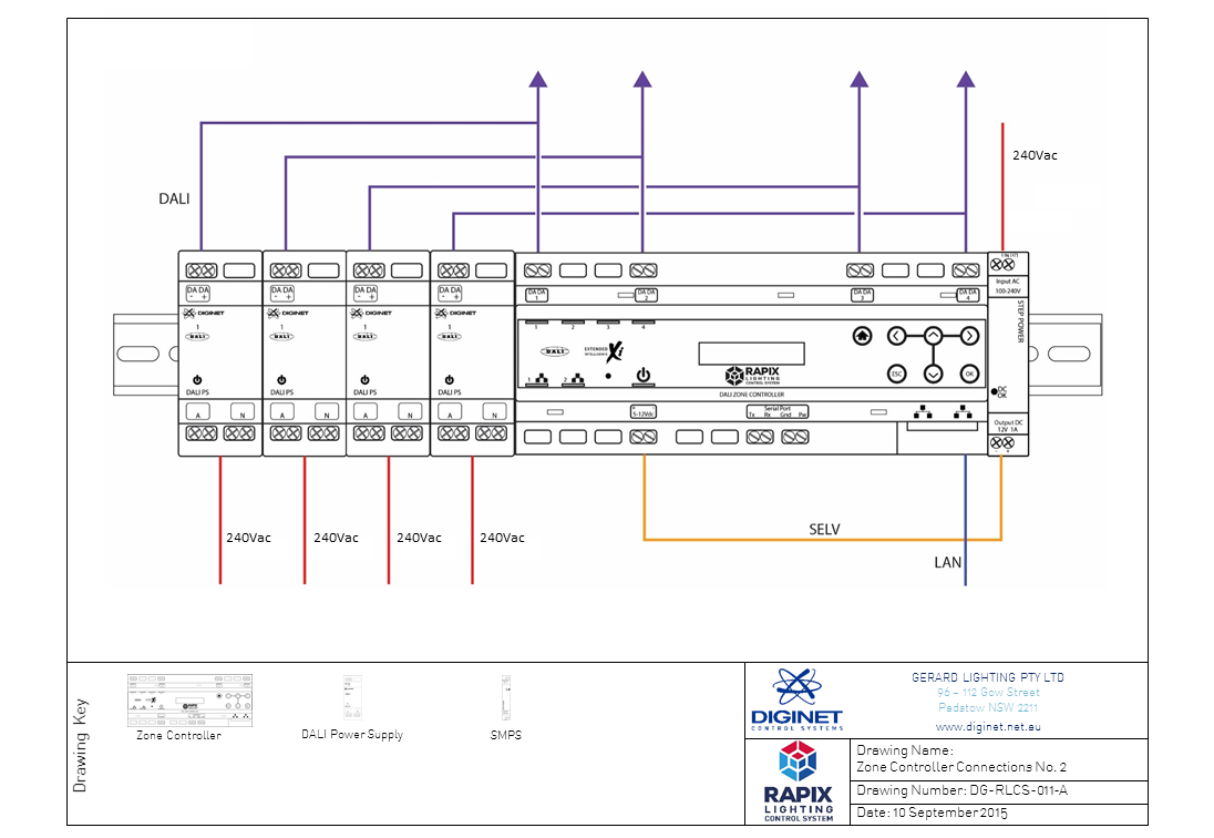 Lighting Control Wiring Diagram Dmx Lighting Key Drawings Lutron Lighting