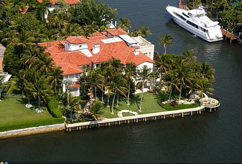$25 Million Waterfront Mansion In Fort Lauderdale, FL