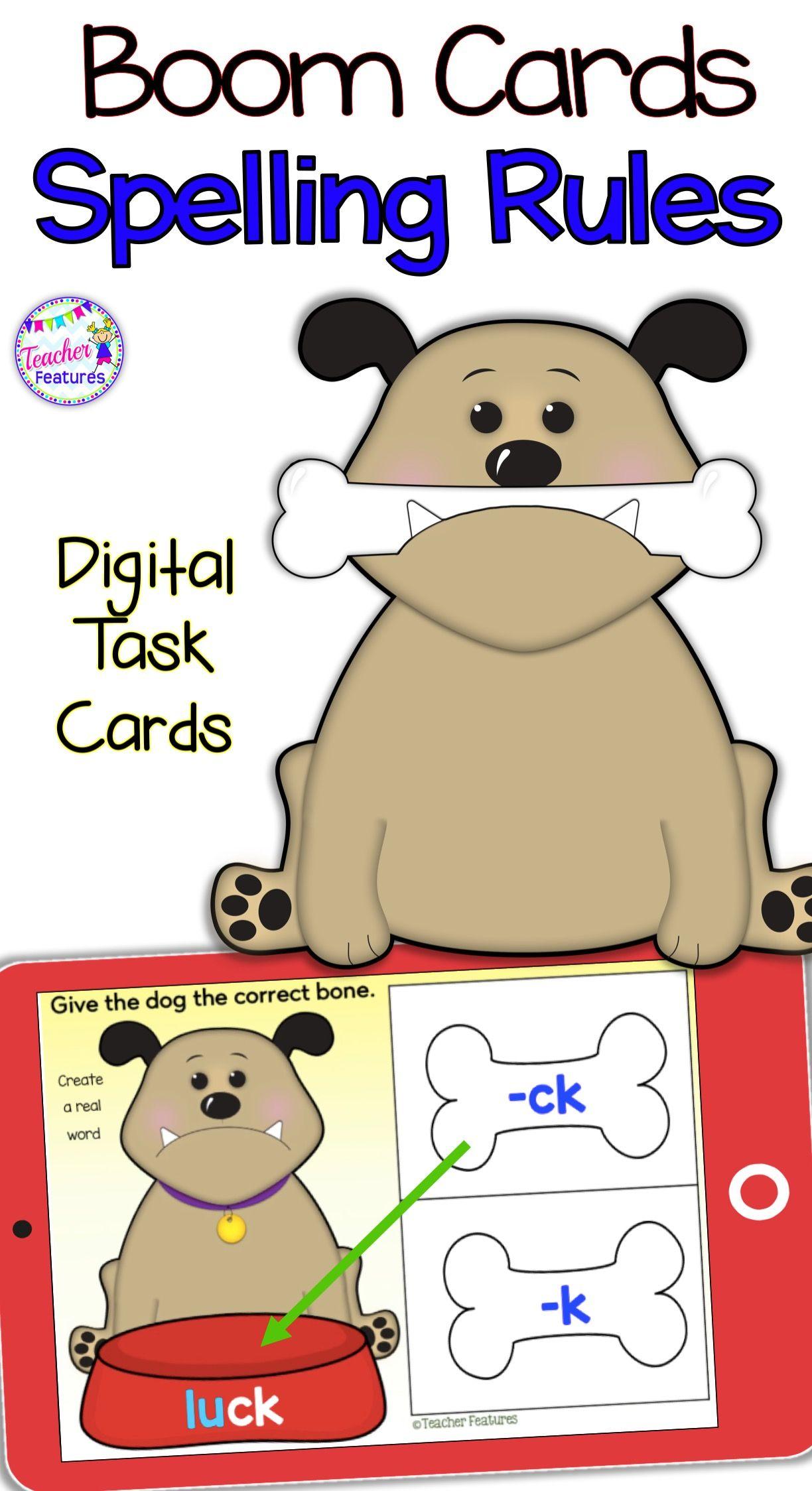 Boom Cards Phonics