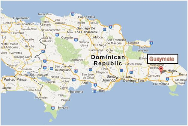 Guaymate Dominican Republic UIC MedPeds in collaboration with UIC