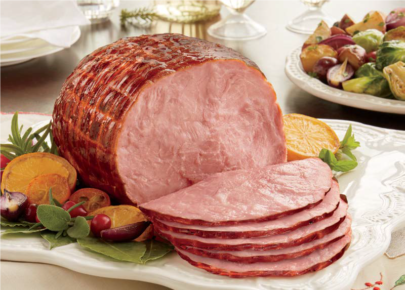 Thanksgiving Ham Dinner: Side Dishes and More for the Turkey Alternative | Spiral sliced ham ...