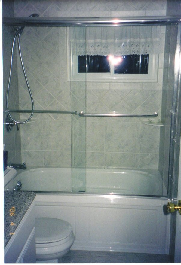 Photo Album Gallery Image detail for x bathroom remodel Half bath remodel wainscoting and pedestal sink