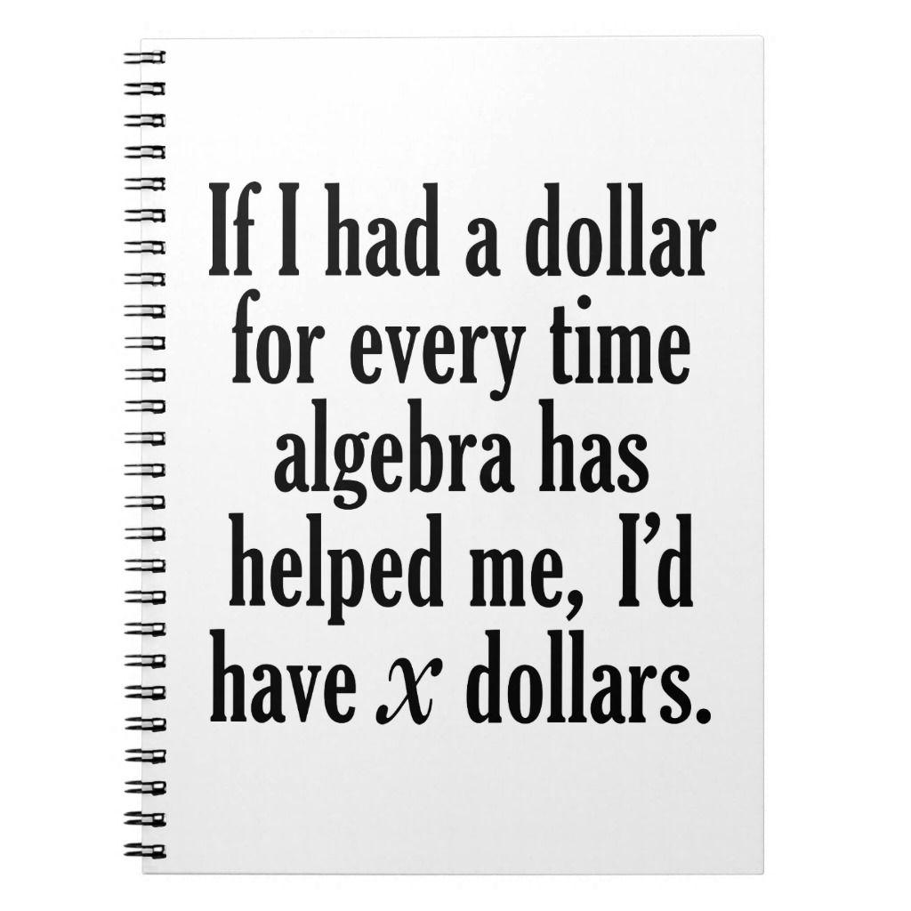 Funny Math Algebra Quote