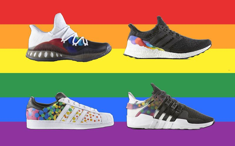 2c7b72608d67f adidas LGBT Pride Shoes Collection 2017 - http   www.soleracks.com