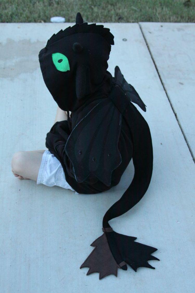 Ohnezahn Kostüm - Tipps & Tricks, wie Sie die Verkleidung selber machen #howtodisguiseyourself
