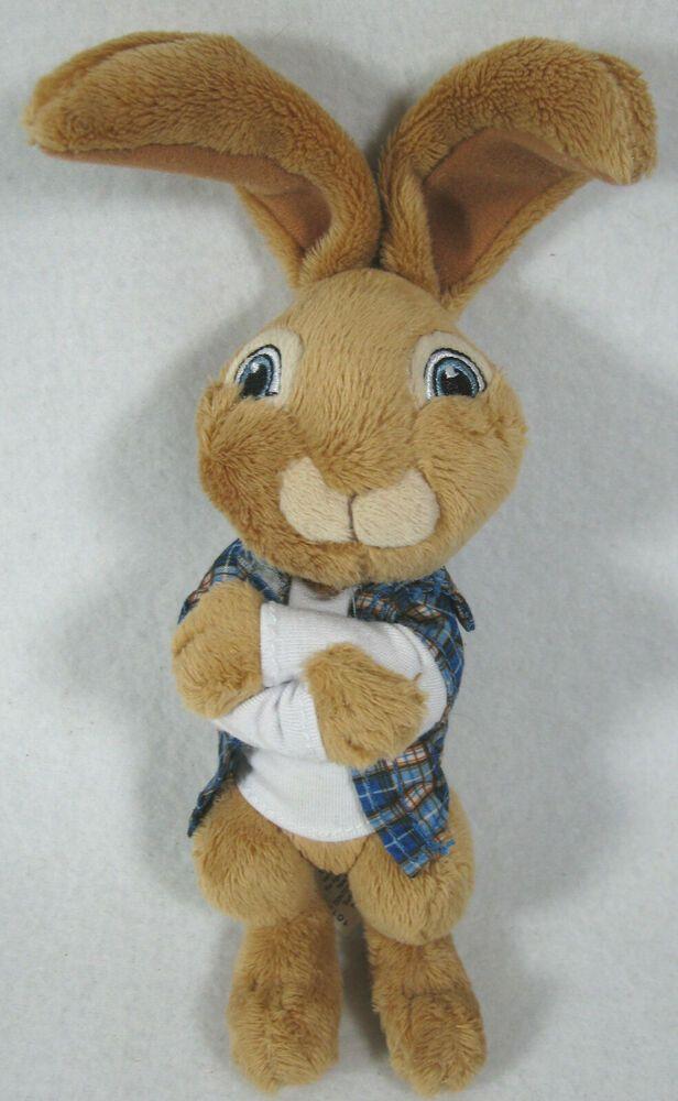 "Universal Studios HOP The Movie Plush 6"" EB Bunny Rabbit"