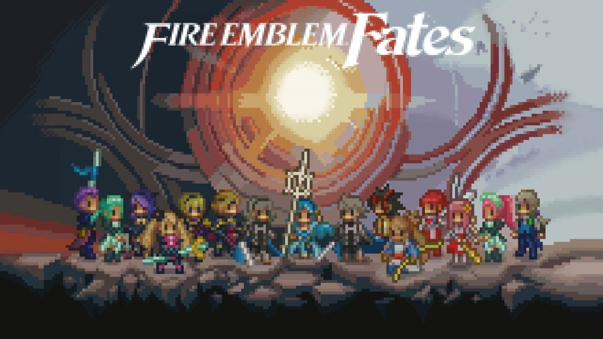 Fire Emblem Fates Image By Just A Fan On Fire Emblem Fire Emblem