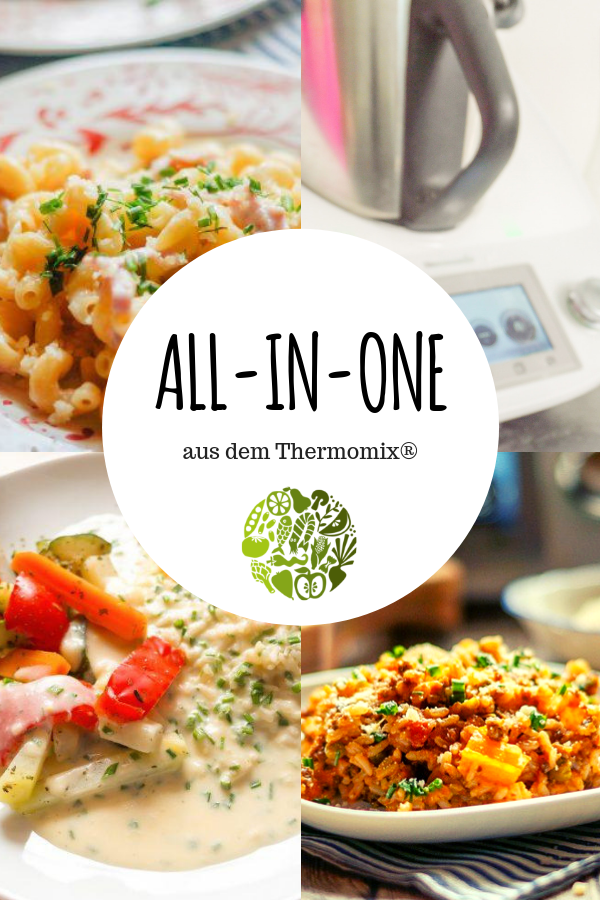 Photo of All-in-one from Thermomix® – brilliant recipe ideas for every day