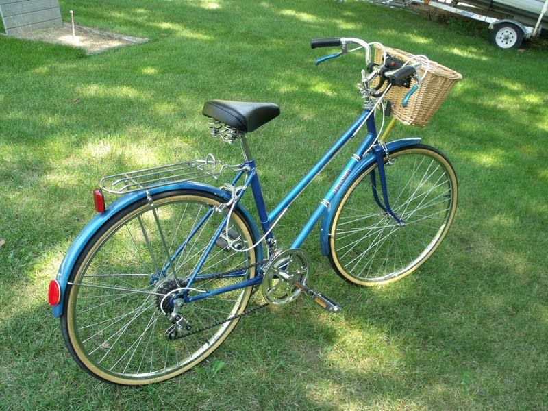 Free Spirit Brittany 12 Speed Ladies Bicycle Sold By Sears And Roebuck 1986 Bicycle Women Bicycle Free Spirit