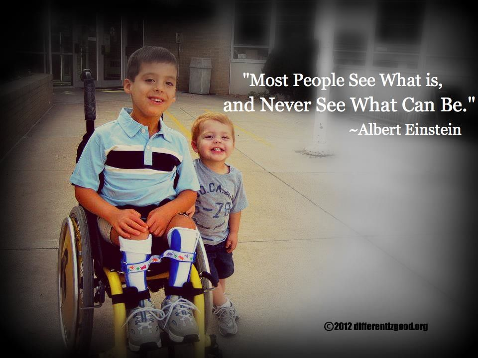 """Will you be the one to see all the potential in life…. or will you stay  stuck in the """"what is""""? 