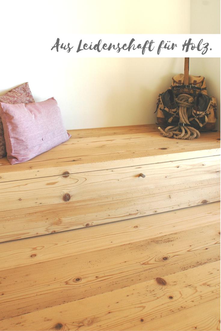m bel aus altholz fichte tanne geb rstet in kombination mit einem parkettboden aus der kollekton. Black Bedroom Furniture Sets. Home Design Ideas