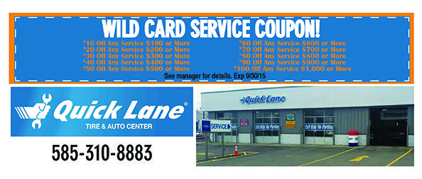 Save On Your Car Service With These Coupons From Quick Lane Tire And Auto Center At West Herr Ford Auto Service Hybrid Car Car Dealer