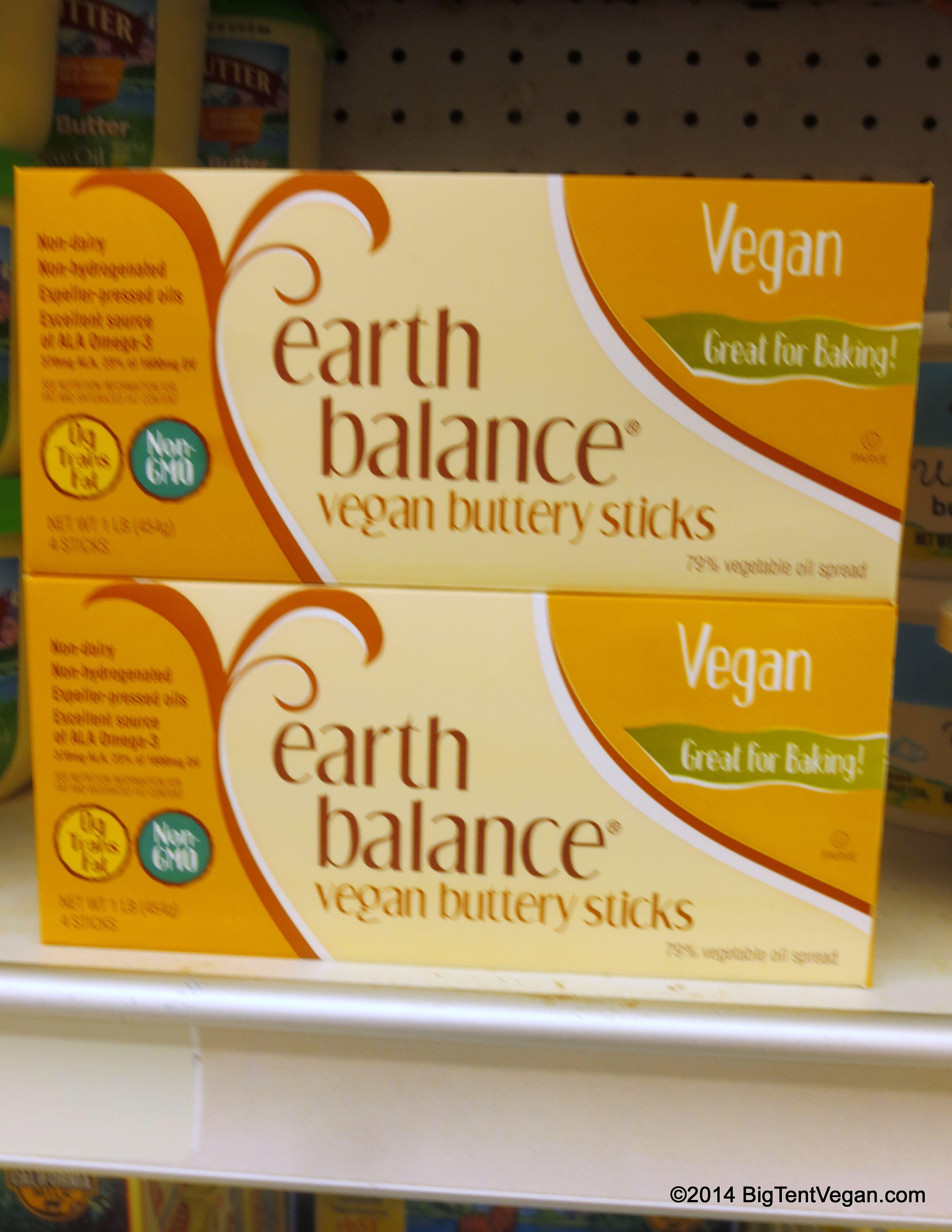 Earth Balance Vegan Butter Package Of 4 Sticks Vegan Whole Food Recipes Vegan Vegan Butter