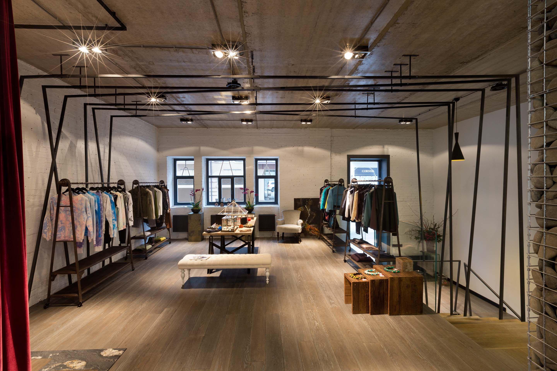 Multibrand Concept Store And Fashion Atelier SMLXL In Kyiv Interior Design By Architectural