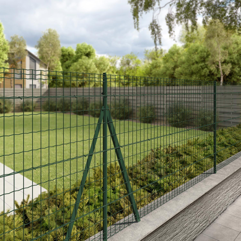 Grillage Rouleau Soude Luxor Nature Vert H 1 2 X L 10m Maille H 100 X L 50 8mm En 2020 Grillage Rouleau Nature Verte Et Terrasse Jardin