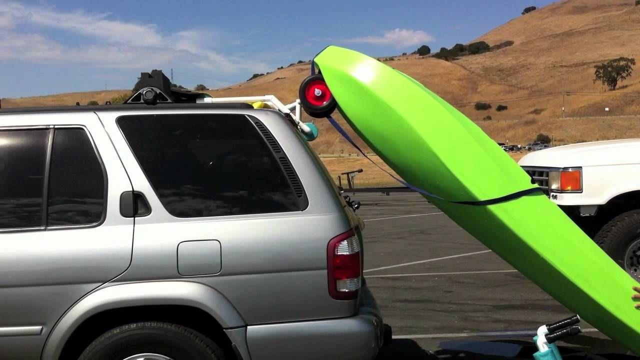 Paddle Board Roof Rack >> kayak loader - Google Search | Paddle Board | Pinterest | Kayak accessories