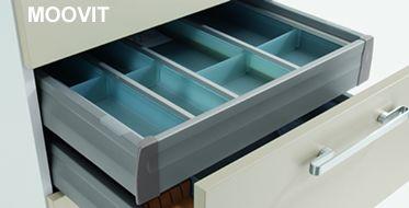 Moovit Metal Drawer Box System From Hafele Drawer Box Hafele Metal Drawers