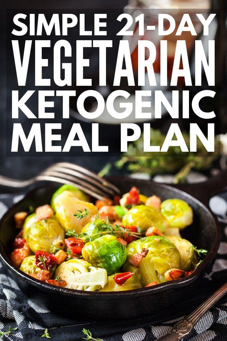Keto Diet for Vegetarians: Simple 21-Day Vegetarian Keto ...