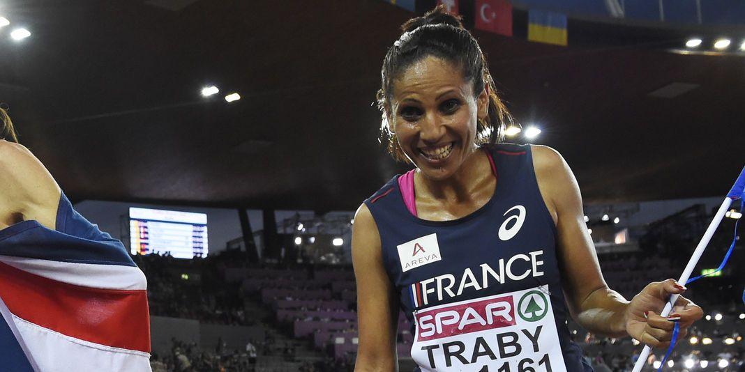 Dopage : de l'EPO retrouvé chez la fondeuse Laila Traby