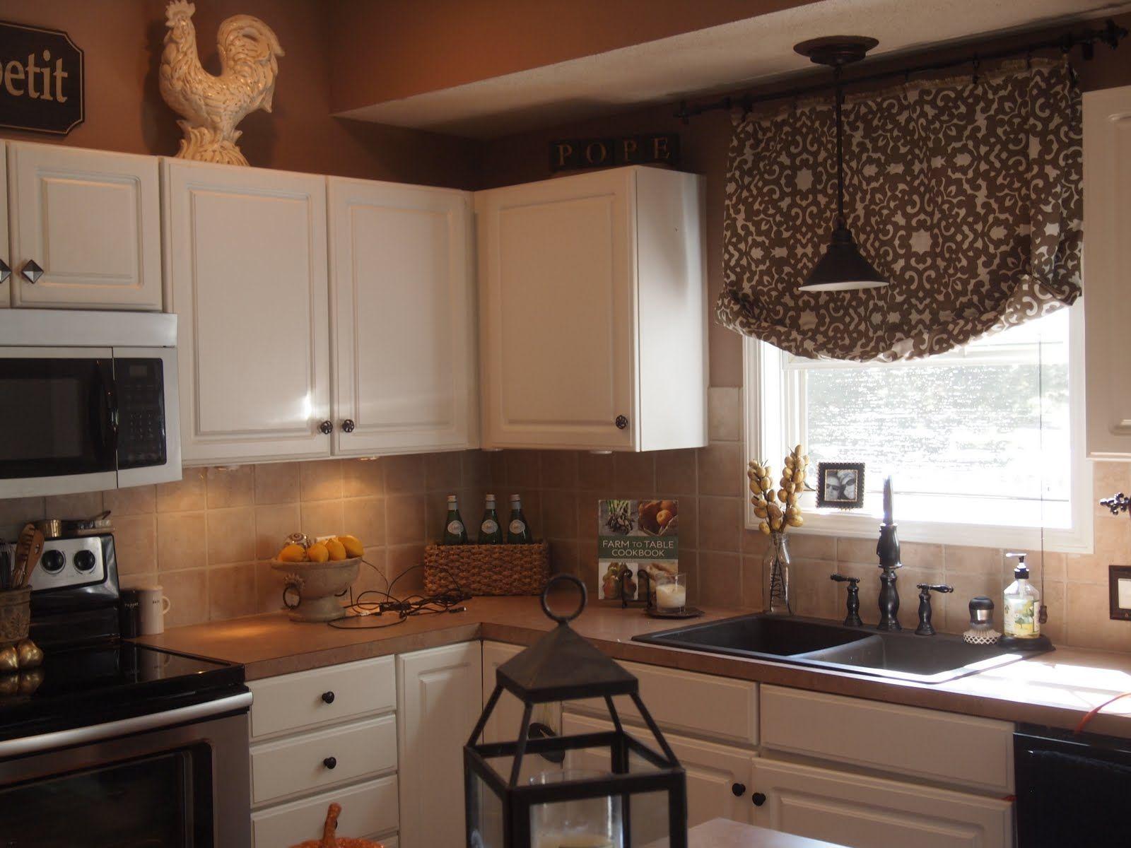 Kitchen Sink Valance Lighting Http Sinhvienthienan & Kitchen Valance Lighting - Kitchen Design Ideas azcodes.com