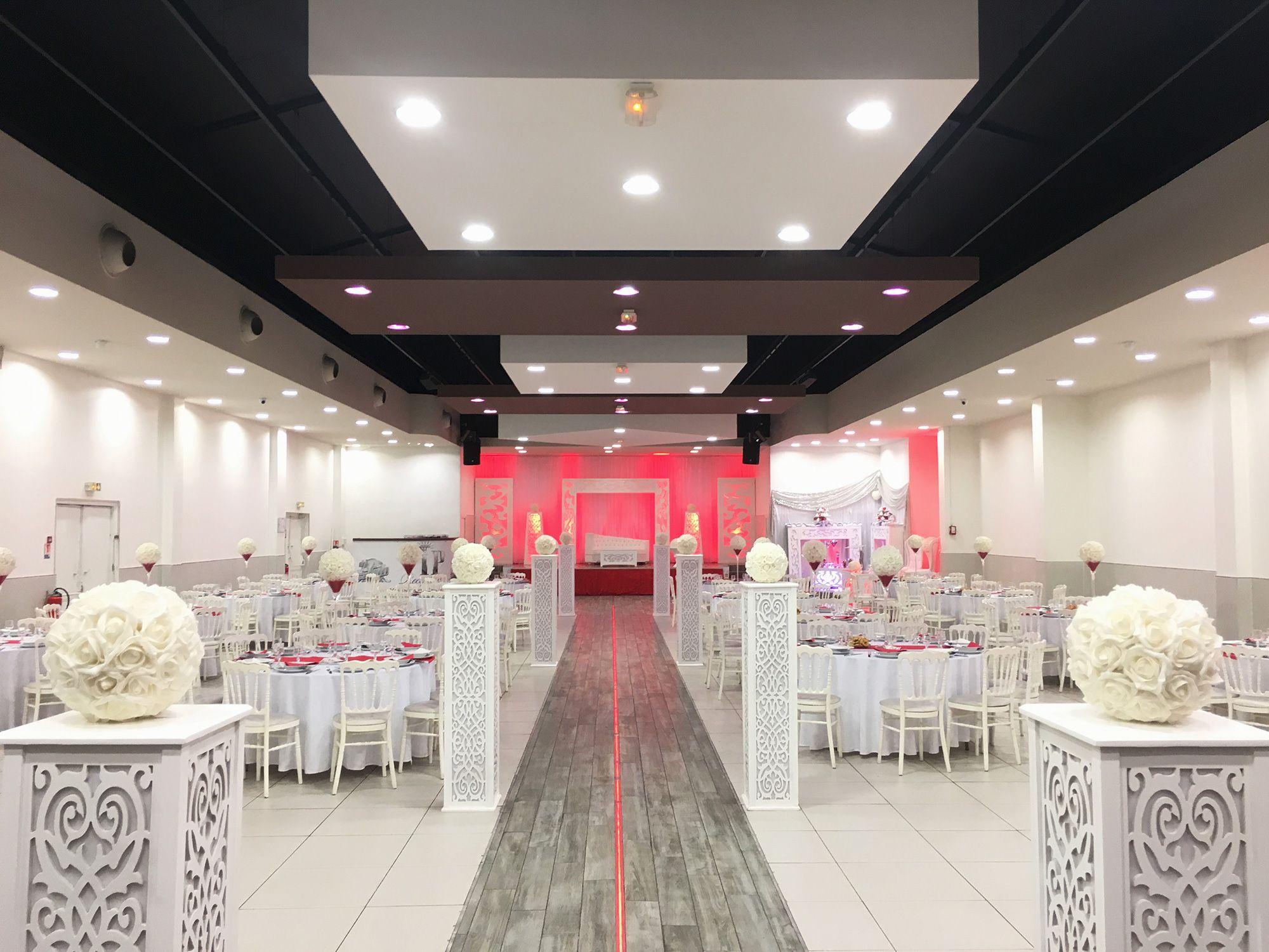 Salle De Mariage Luxe Concernant Vip Reception Salle De