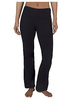f1ce35392b777 Jockey - Slim Bootleg Pants   Lord and Taylor   Pants, Yoga Pants ...