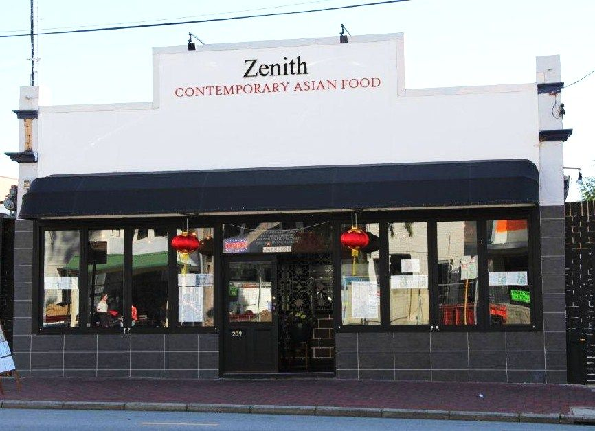 The Zenith Contemporary Asian Food Find Chinese Restaurants Perth Best Takeaway