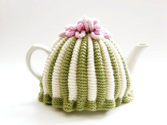 PDF Knitting Pattern for retro 1950\'s style tea by handylittleme ...