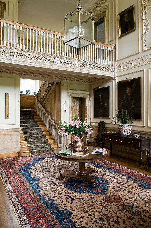 Country Home Interior Design: COUNTRY HOUSES ∙ Ireland - Todhunter Earle