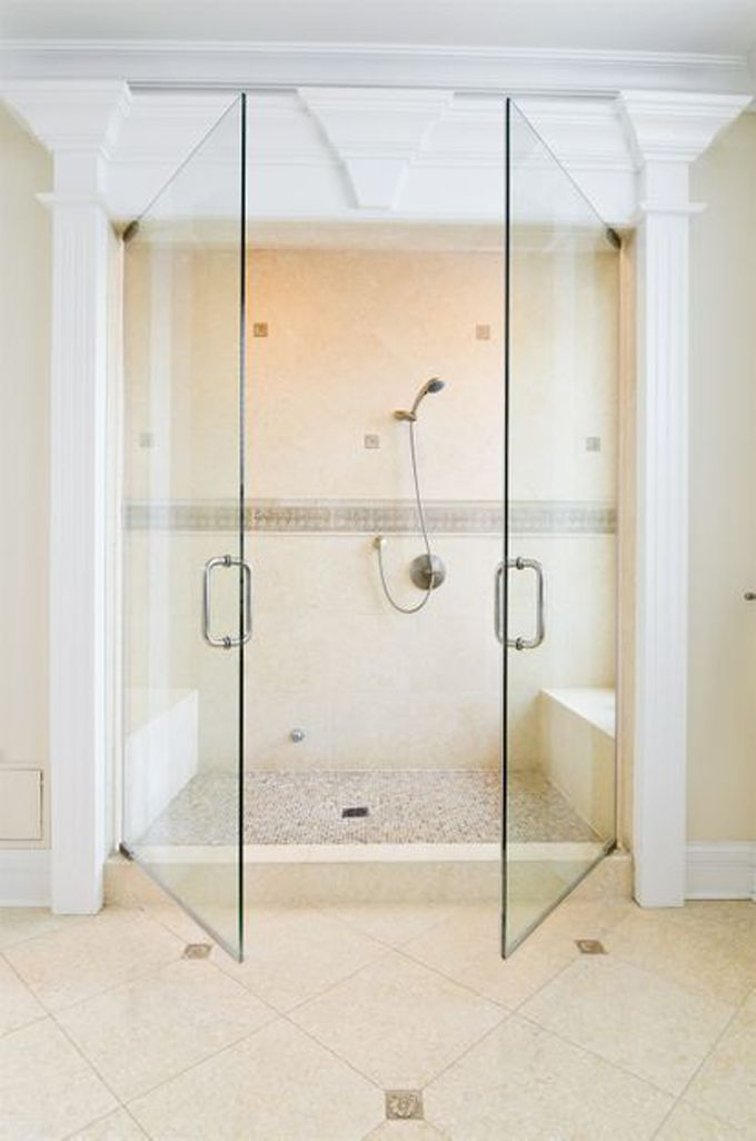 Beautiful BATHROOM DESIGN: TURN YOUR BATHROOM INTO A SPA WITH MR. STEAM