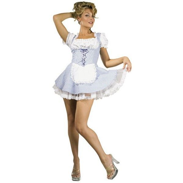 sexy halloween costumes adult sexy dorothy costume with petticoat - Halloween Petticoat