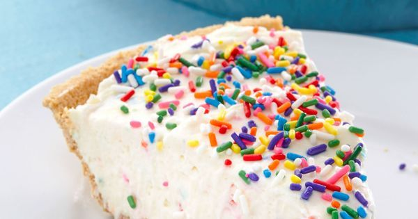 Liked on Pinterest NoBake Birthday Cake Cheesecake Inspo