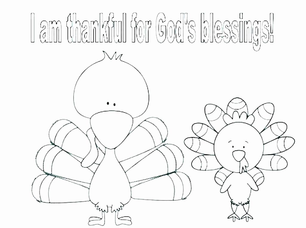 Turkey Drawing to Color Awesome Thanksgiving Dinner