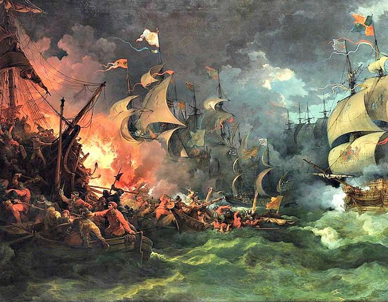 La Contra Armada La Revancha Espanola A La Invencible Que Inglaterra Oculto Durante Siglos Historia Antiga Rosacruz E Maconaria Descobrimentos Portugueses