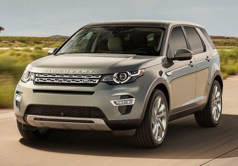 Land Rover Discovery Sport 2015 em 2020 Land rover