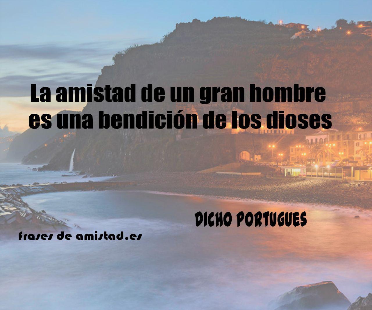 frases en portugues de amistad de Voltaire