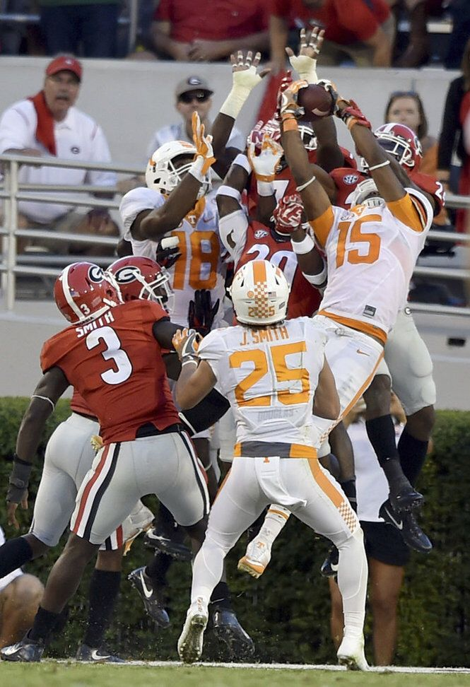 How Alabama prepares for the Hail Mary pass | Tennessee ...