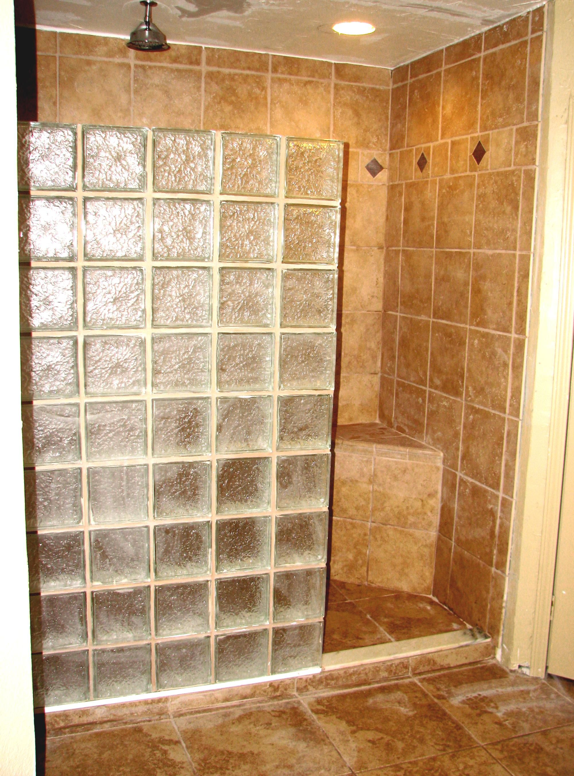 Decoori Wpcontent Uploads 2016 04 Walkinshowerideason Custom Small Bathroom Walk In Shower Designs Inspiration Design