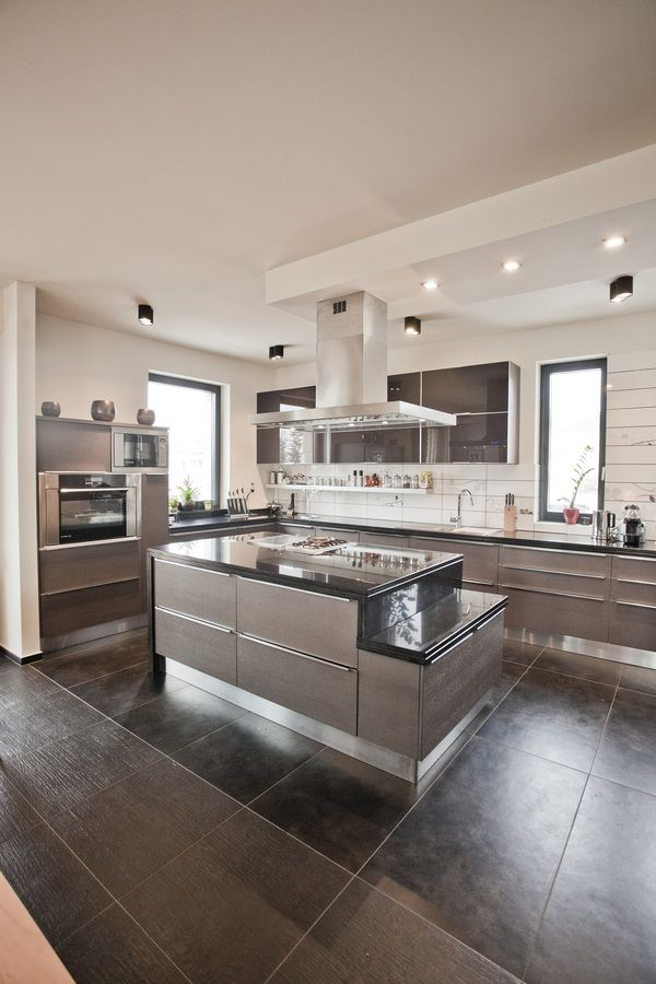 Best The Superb Szb House Modern Kitchen Design Black 400 x 300